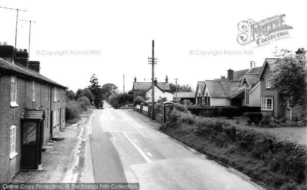 Photo of Clatter, The Village c.1955