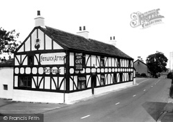 Claughton, The Fenwick Arms c.1955