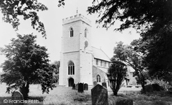 Claverdon, Church Of St Michael And All Angels c.1960