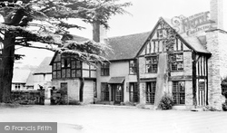 Claverdon, Claverdon Hall c.1960