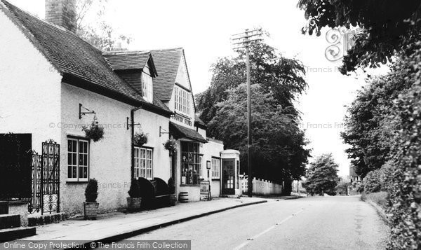 Claverdon, Country Stores and Post Office c1960