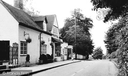 Claverdon, Country Stores And Post Office c.1960