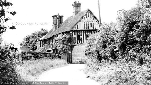Claverdon, Malt House Cottage c1960