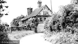 Claverdon, Malt House Cottage c.1960