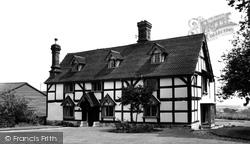 Claverdon, Manor Farm c.1955