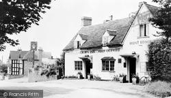 Claverdon, The Crown Inn c.1960