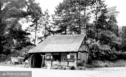 Claverdon, The Forge c.1955