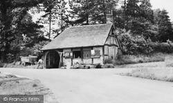 Claverdon, The Forge c.1960