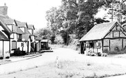 Claverdon, the Forge c1960