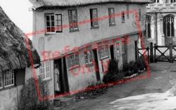 Church End, A Villager 1959, Clavering