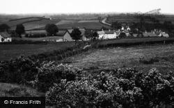 Clawddnewydd, c.1950
