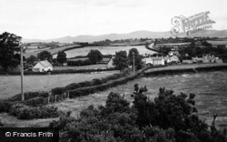 Clawddnewydd, c.1955