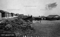 Clawddnewydd, Derwen Camp c.1950