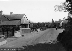 Clawddnewydd, Post Office c.1950