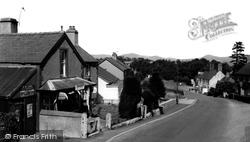 Clawddnewydd, Post Office c.1960