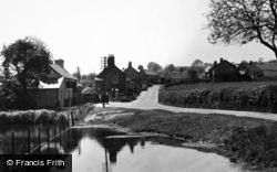 Clawddnewydd, The Village c.1950
