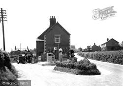 Clawddnewydd, Village c.1950