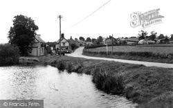 Clawddnewydd, Village c.1955
