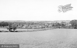 Claydon, General View c.1955
