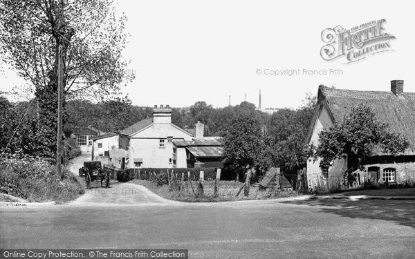 Claydon, Paper Mill Lane c1950