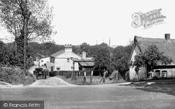 Claydon, Paper Mill Lane c.1950