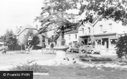 Claygate, The Green c.1965