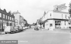 Claygate, The Parade c.1960