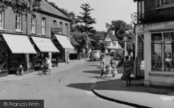 Claygate, Village Life c.1955