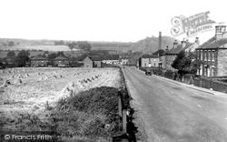 Clayton West, Long Lane c.1955
