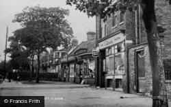 Cleadon, Front Street c.1955