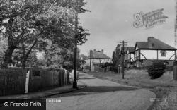Cleadon, Sunnyside Lane c.1955