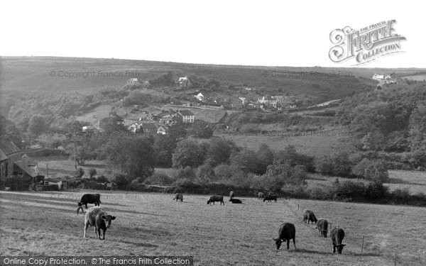 Clearbrook, from Hoo Meavy c1960