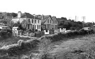 Clearbrook, from the Railway Bridge c1960