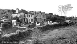 Clearbrook, From The Railway Bridge c.1960