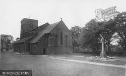 St John's Church c.1965, Cleator Moor