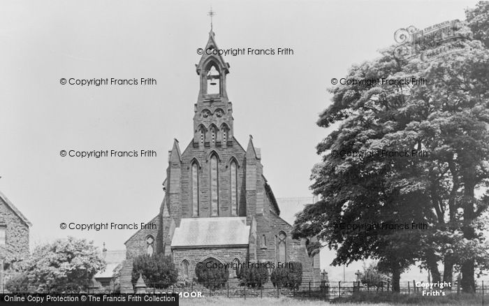 Photo of Cleator Moor, St Mary's Roman Catholic Church c.1960