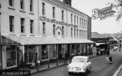 Cleator Moor, The Co-Op c.1965