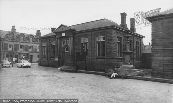 Photo of Cleator Moor, The Library c.1965