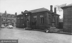Cleator Moor, The Library c.1965