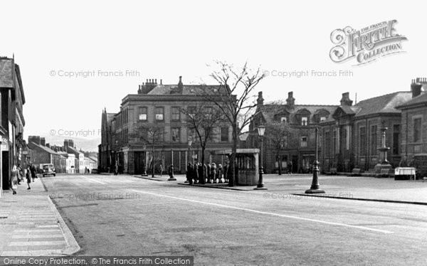 Photo of Cleator Moor, The Square c.1955