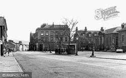The Square c.1955, Cleator Moor