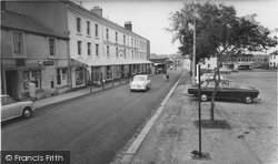 The Square c.1965, Cleator Moor
