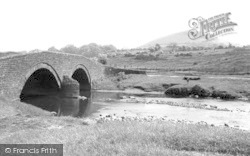 Cleator Moor, Wath, The Bridge c.1965