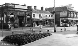 Cleckheaton, Bradford Road c.1965