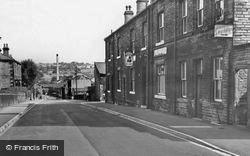 Cleckheaton, Brooke Street c.1965