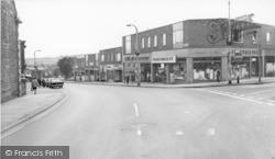 Cleckheaton, Central Parade c.1965