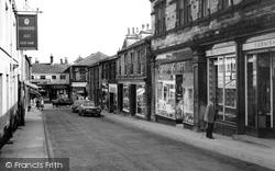 Cleckheaton, Cheapside c.1965