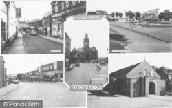 Cleckheaton, Composite c.1965