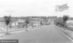 Cleckheaton, Hightown Road c.1965