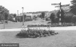 Cleckheaton, Huddersfield Road c.1965